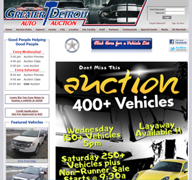 Greater Detroit Auto Auction >> Online Auto Auctions Boxes And Bags