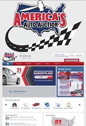 America's Auto Auction offers a full spectrum of Dealers Services necessary to successfully complete the remarketing needs for both Buyers and Sellers. Here we understand the value of a customer, and know that every dealership is different with different needs.