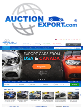 AUCTION EXPORT is a corporation established by entrepreneurs with over ten years of experience in the automotive industry.
