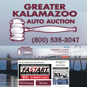 Greater Kalamazoo Auto Auction