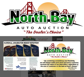 North Bay Auto Auction: Conveniently located between Sacramento and San Francisco where I-80 and I-680 intersect, North Bay Auto Auction is easily accessible from all areas in Northern California.