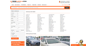 With over 20 years of experience in the salvage car auction industry, we, at ride RideSafely.com, have the expertise to get you what you want.