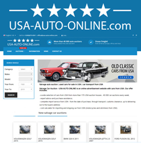 We buy and export used cars from USA with the use of our professional and comprehensive procedure, based on our experience of many years, will allow us to complete your order safely and with no issues. We are an. authorized American used car dealer.