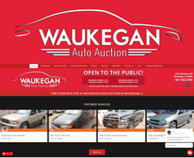 At Waukegan Auto Auction we like to keep the process simple so that anyone can purchase a vehicle here. First, everyone should know that we do not require a dealer's license. You don't need anything special to bid on vehicles here. We have free registration, free parking and you can view all of our vehicles before the bidding starts.