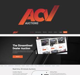 ACV Auctions' number one objective is to be the trusted way dealers source their wholesale vehicles. We provide the most technologically advanced platform and have assembled dedicated teams of experts to oversee the entire auction process.