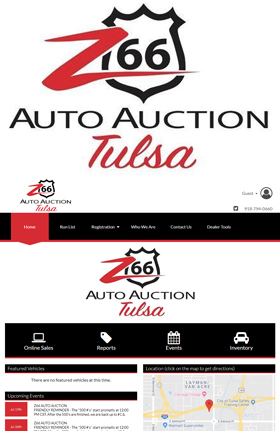 Z66 Auto Auction